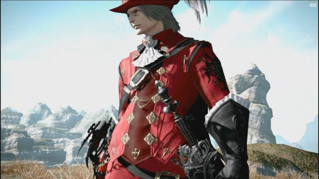 Final Fantasy 14 Director
