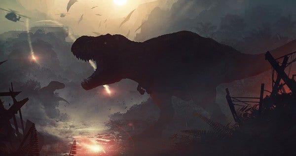 Jurassic World 2 Writer