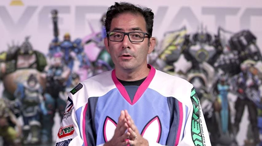Jeff kaplan - New Overwatch Update