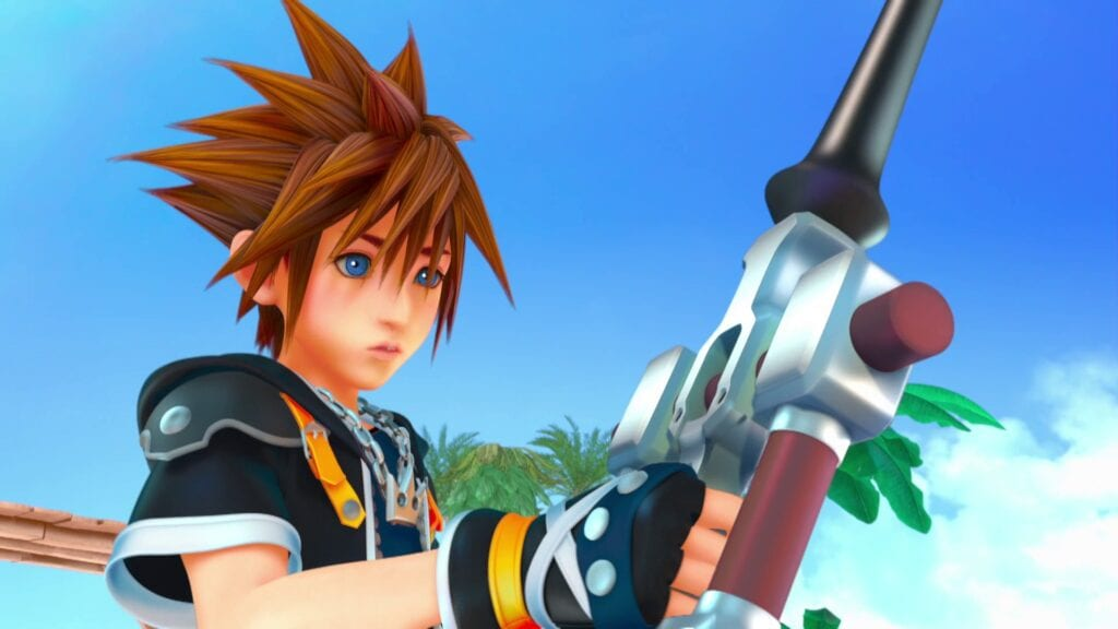 Kingdom Hearts III Gameplay