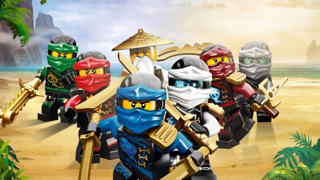 Lego Ninjago game