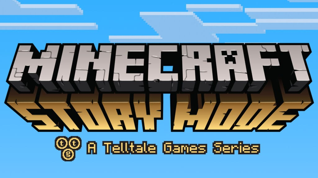 Minecraft Story Mode Title