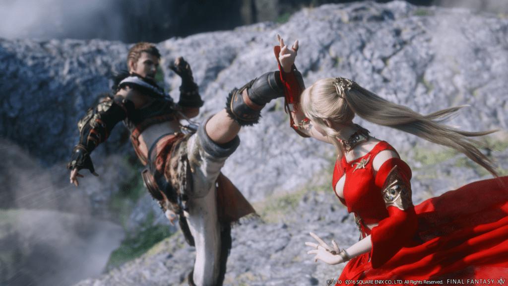 Naoki Yoshida's Final Fantasy XIV