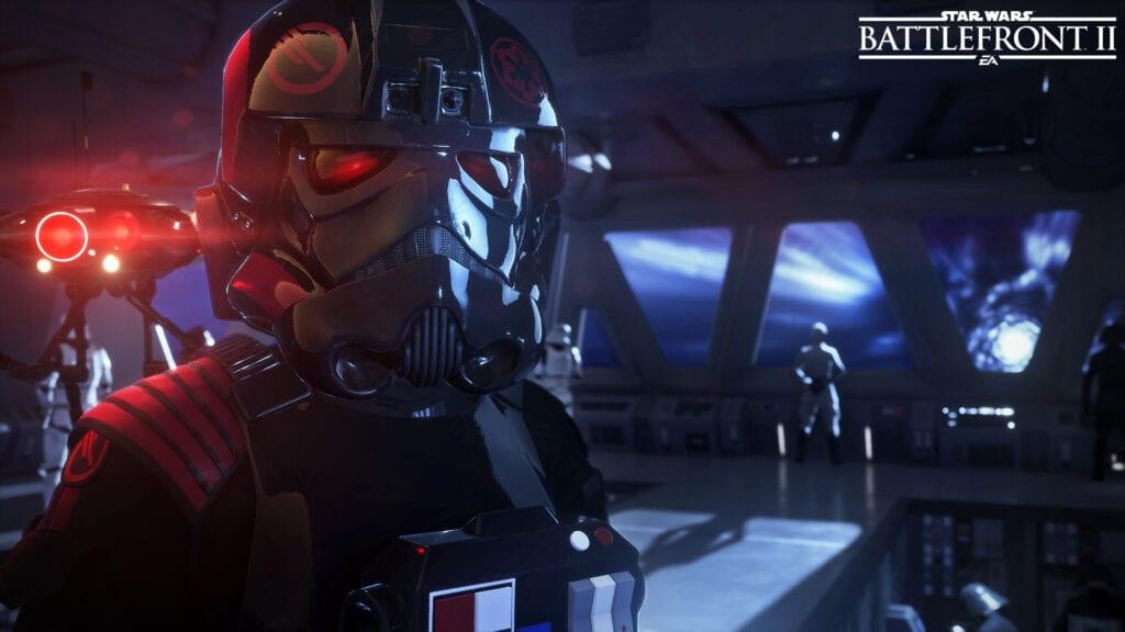 Star Wars Battlefront 2 beta