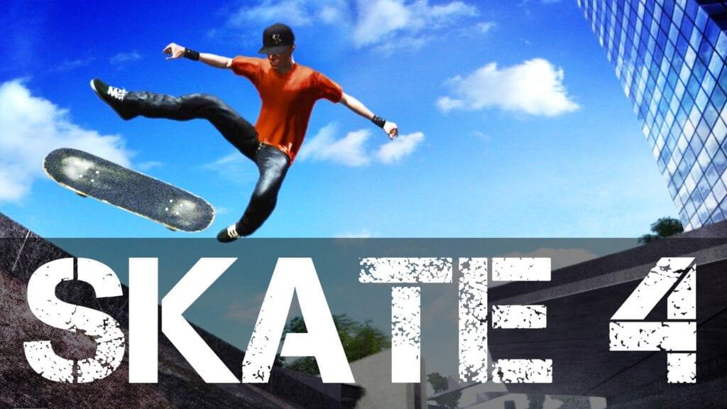 Skate 4 Announcement