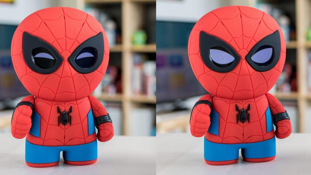 Interactive Spider-Man
