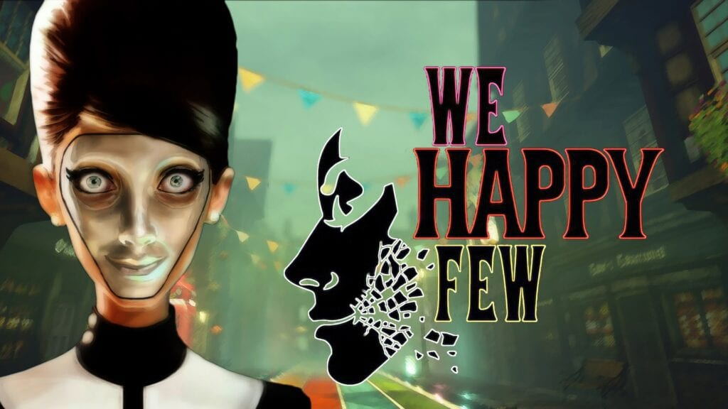 We Happy Few- Compulsion Games