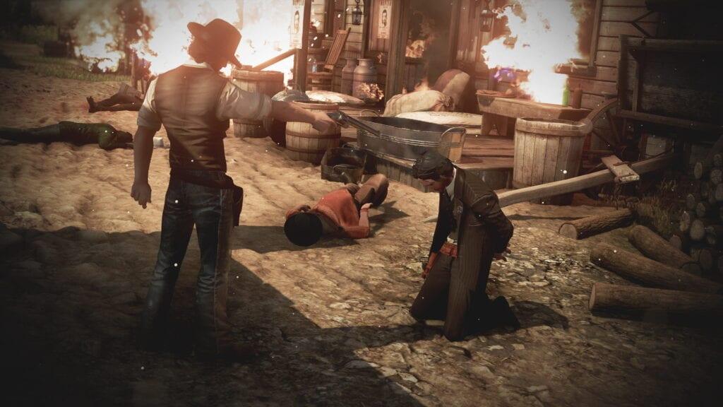 Wild West Online MMO