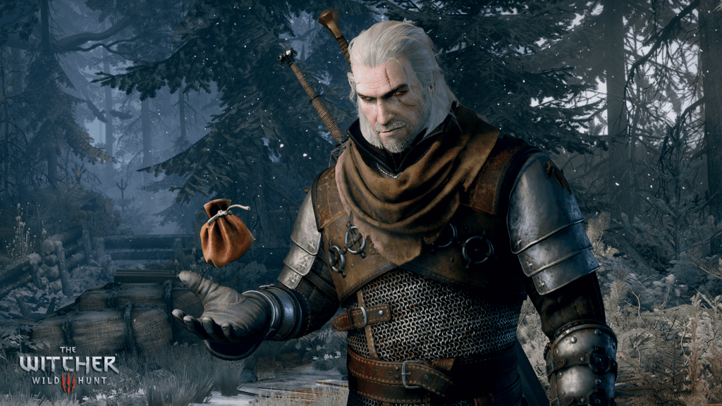 Witcher III Geralt