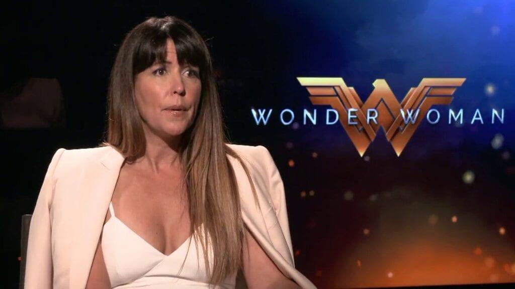 Wonder Woman 2 - Patty Jenkins