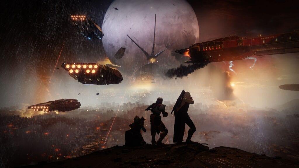Xbox One X's Destiny 2
