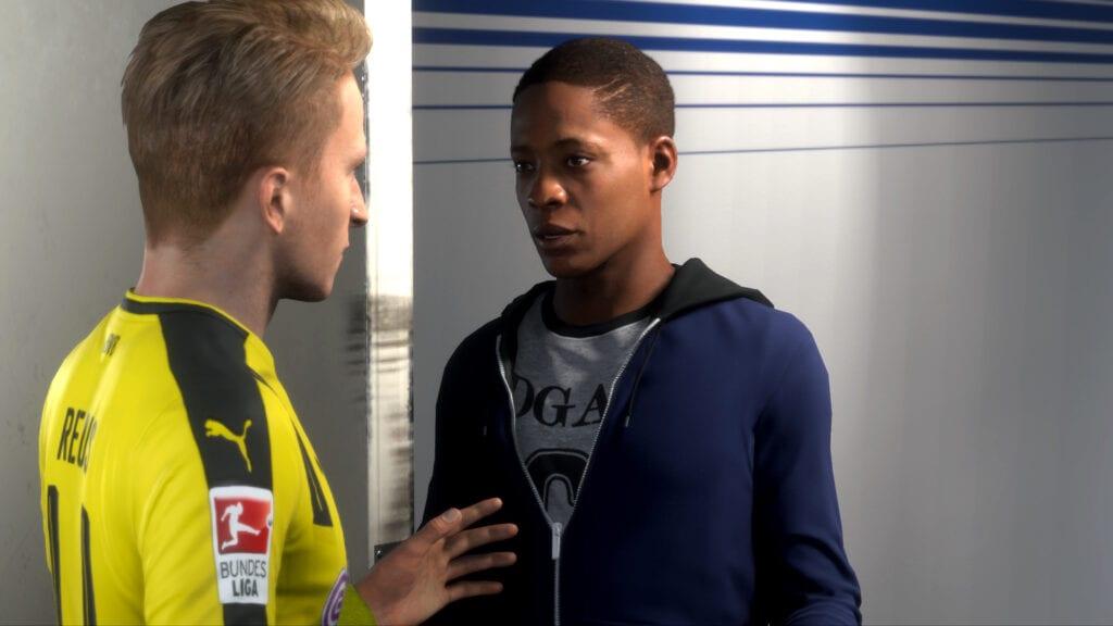 FIFA 18 The Journey Hunter Returns