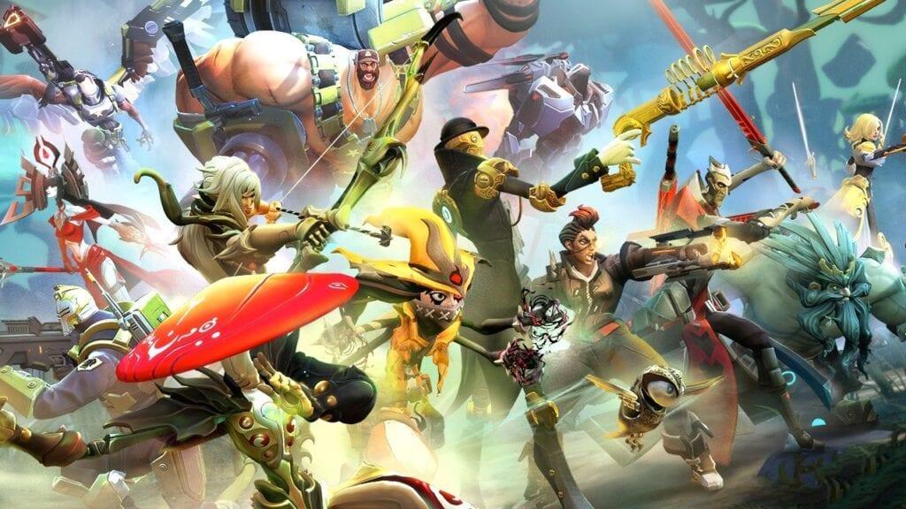 Battleborn free-to-play