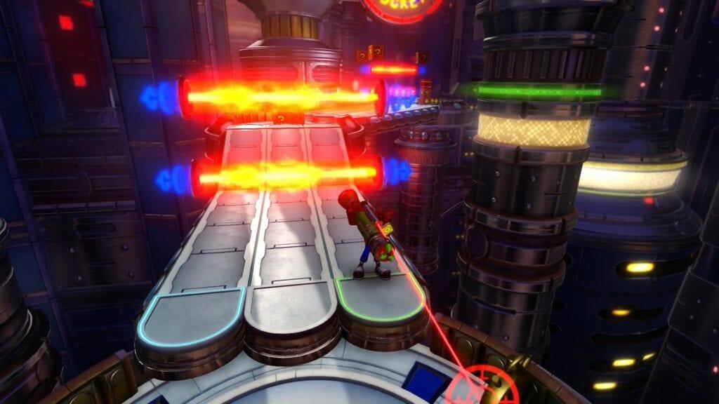 crash bandicoot warped nsane trilogy rmastered future frenzy