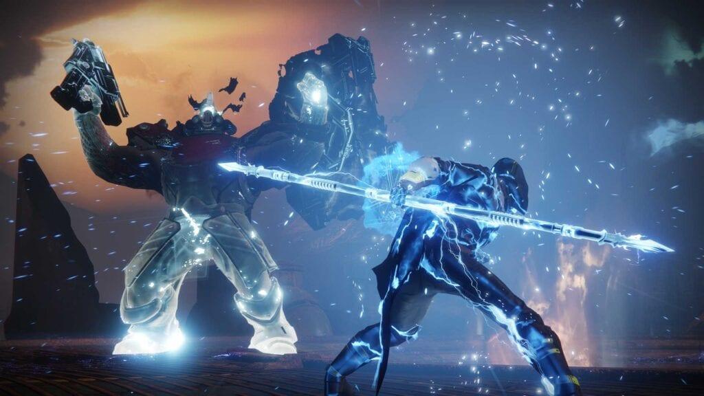 PS4-exclusive Destiny 2 content
