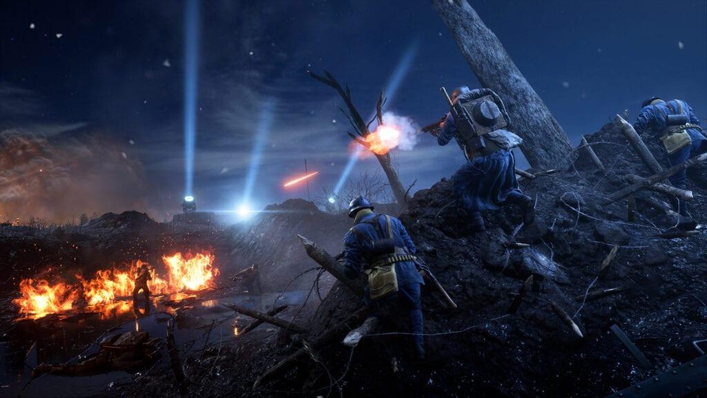 games june 2017 battlefield 1 nivelle nights