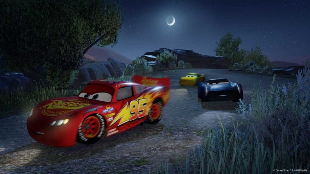 games june 2017 cars 3