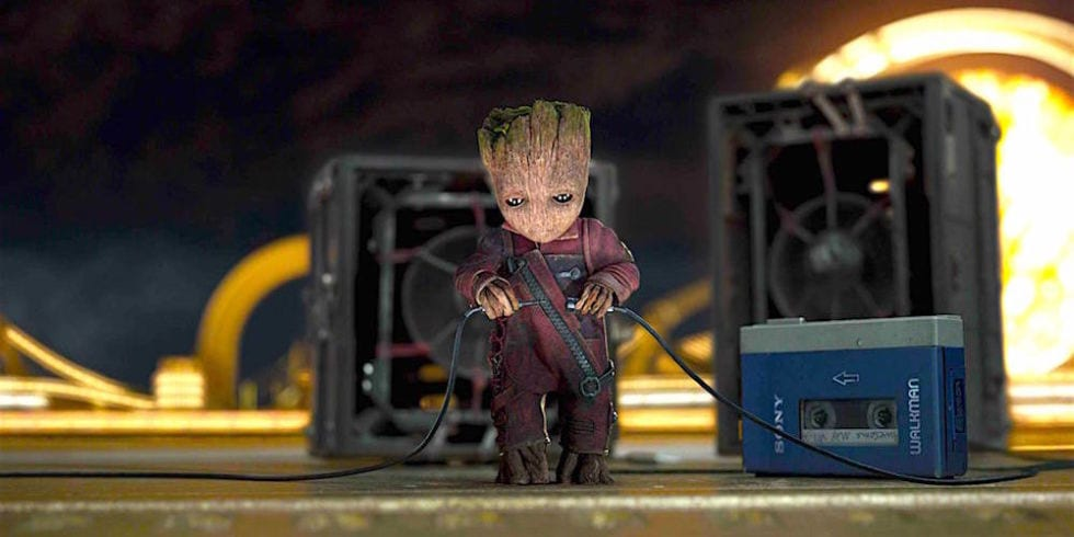 Guardians of the Galaxy 2 Opening