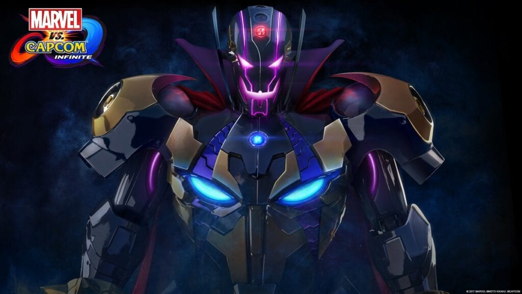 E3 Marvel vs capcom Infinite