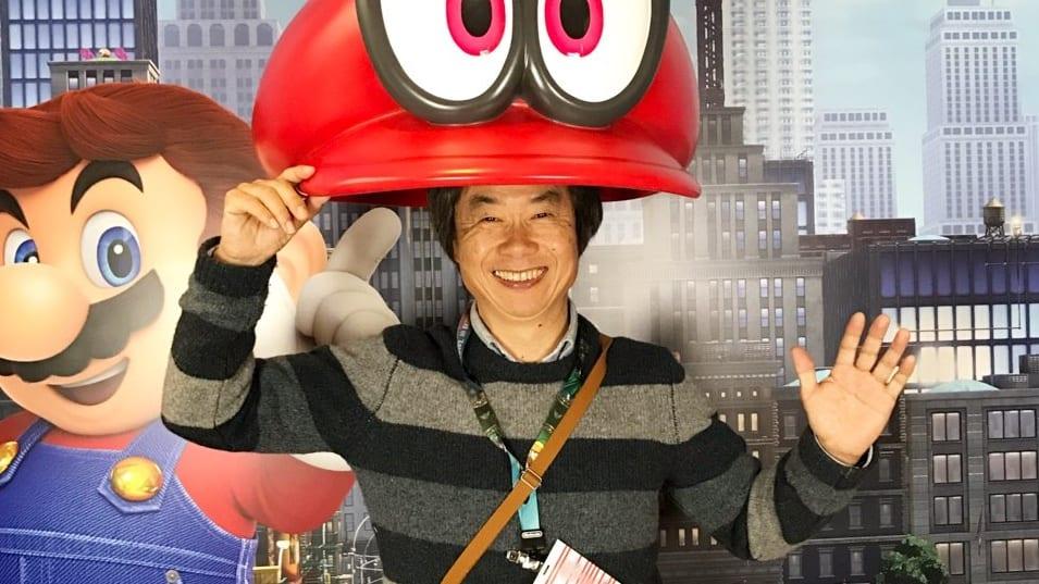 "Mario Creator Shigeru Miyamoto Was Initially ""Worried"" About Super Mario Odyssey"