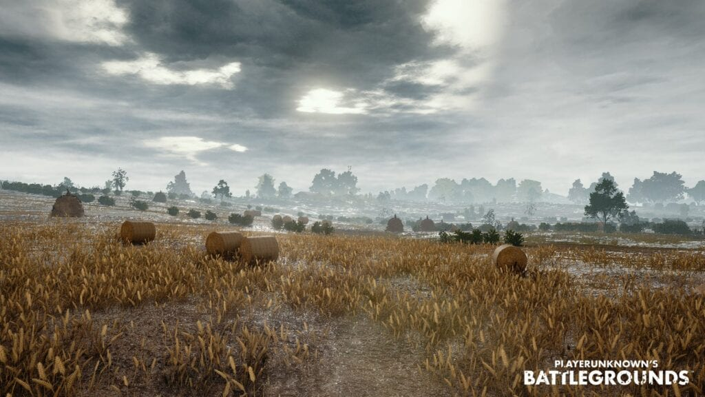 PlayerUnknown's Battlegrounds Patch