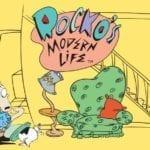 Rocko's Modern Life Nickelodeon