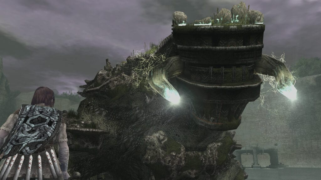 Shadow of the Colossus creator