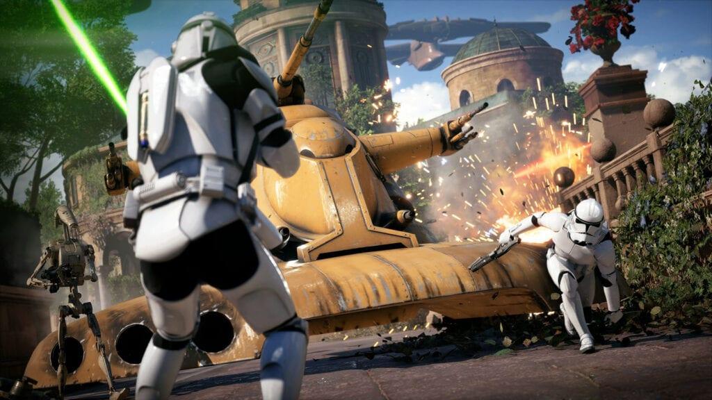 Star Wars Battlefront II Microtransactions