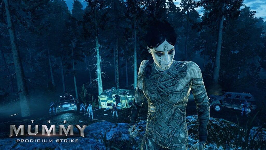 the mummy prodigium strike the mummy demastered