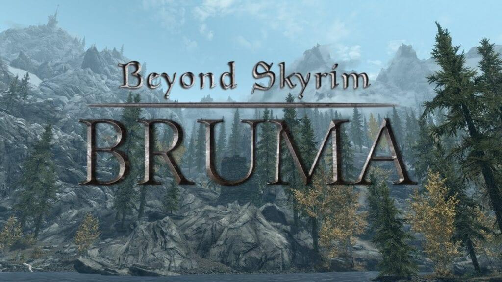 Beyond Skyrim - Bruma