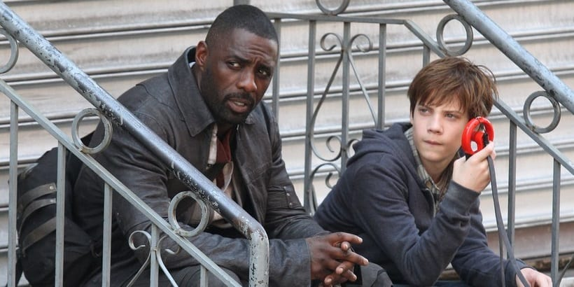 The Dark Tower Director discusses the movie's ending.