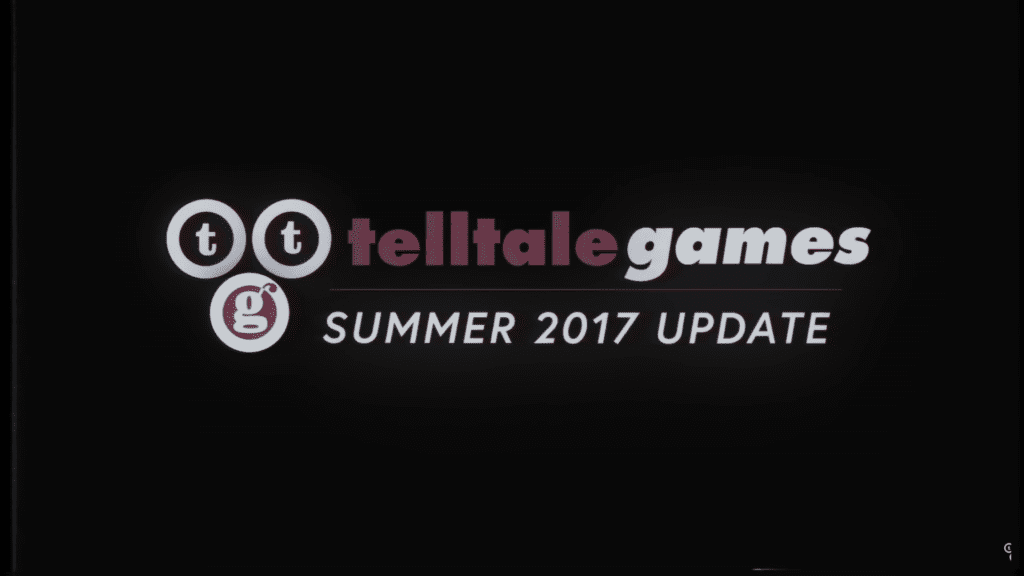 telltale games reveal