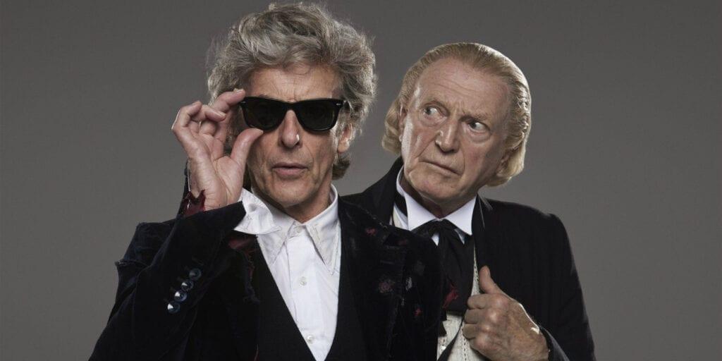 Peter Capaldi's Doctor