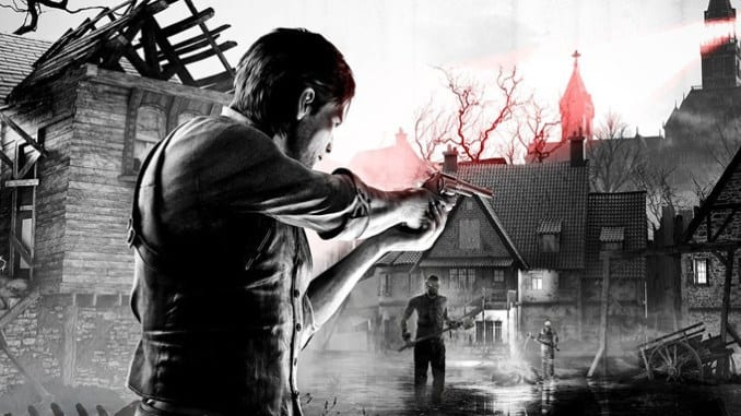 Evil Within 2 gameplay