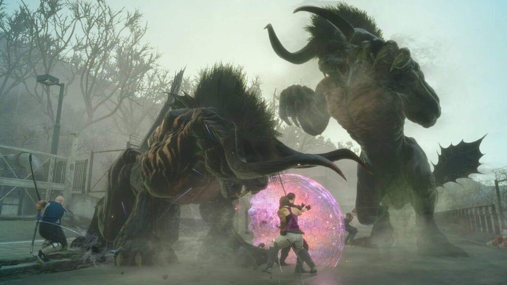 Final Fantasy 15 Multiplayer mode