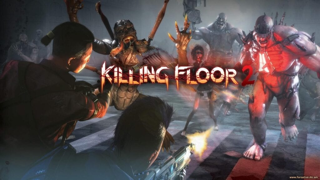 Killing Floor 2 Feature