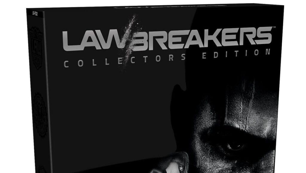 LawBreakers Collector's Edition 2