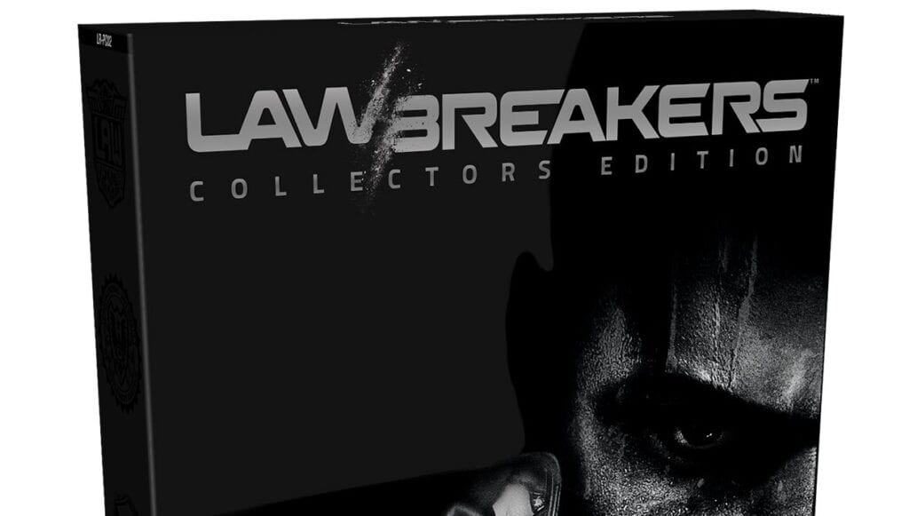 LawBreakers Collector's Edition 2