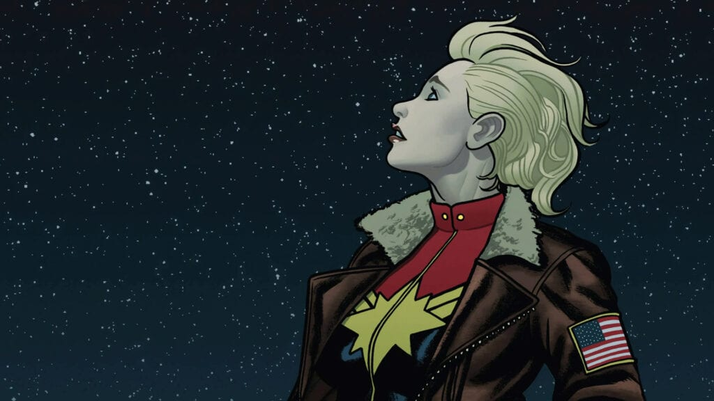 Captain Marvel TV Show