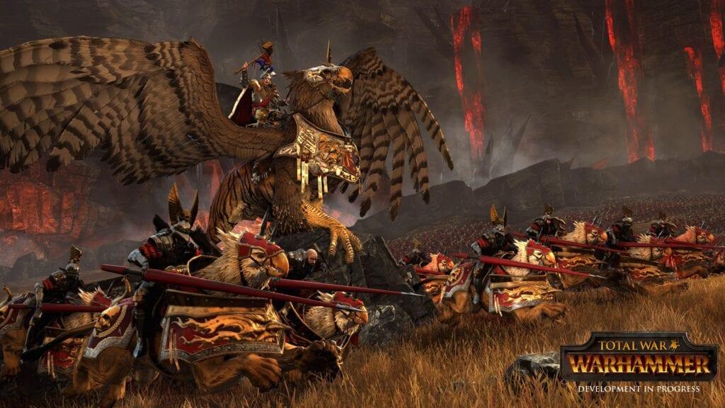 new Total War race