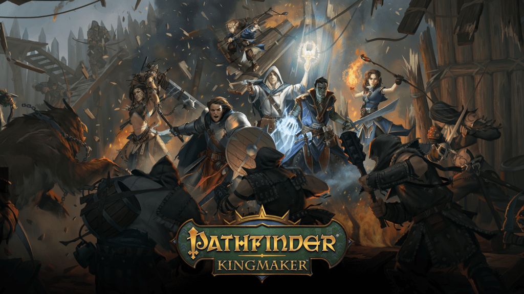 pathfinder kingmaker owlcat games
