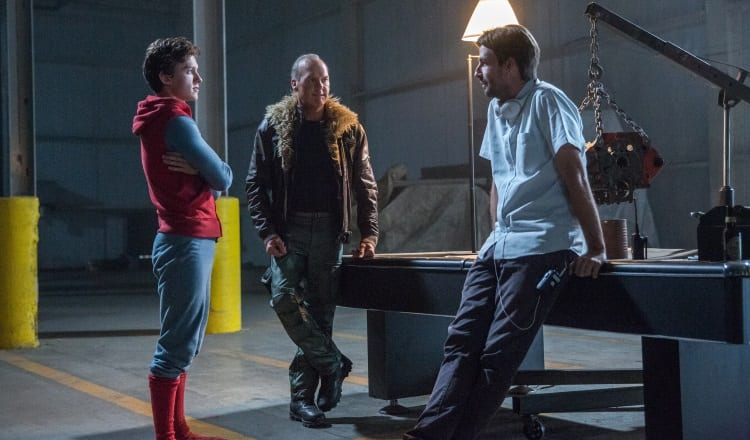 Jon Watts Back for Spider-Man: Homecoming Sequel