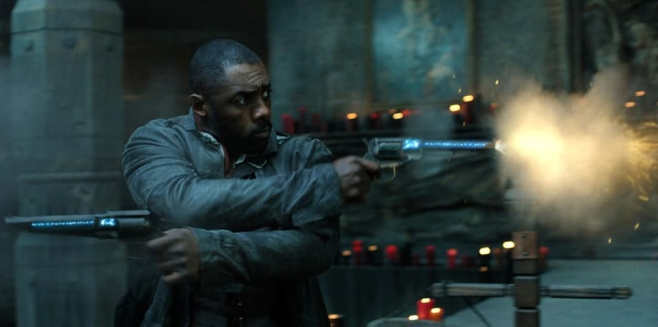 The Dark Tower Director discusses the film's ending.