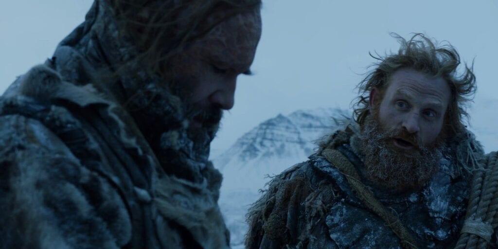 Tormund and Hound Duet