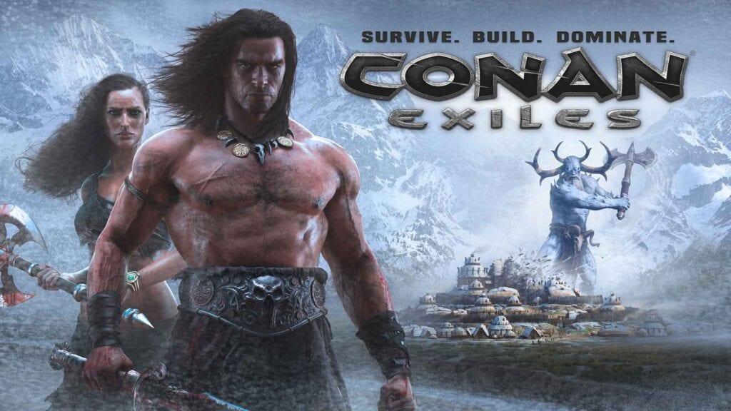 Conan Exiles Frozen North