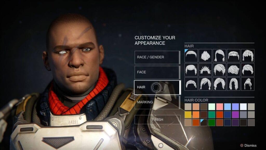 Destiny Characters