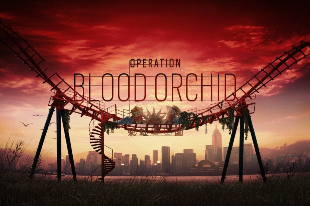 Operation Blood Orchid