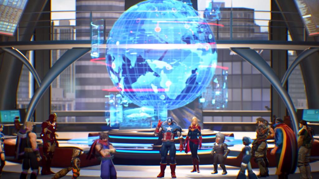 Marvel VS Capcom: Infinite Story Trailer