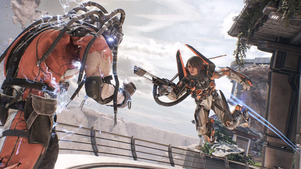 New LawBreakers Trailer