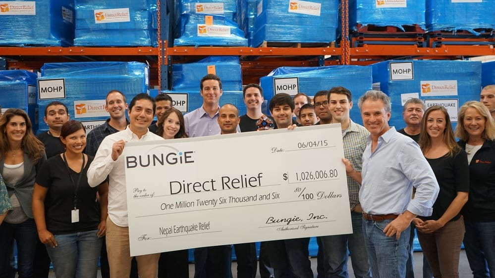 Bungie Foundation Pin Goes on Sale to Aid Houston Disaster Relief